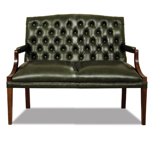 Chesterfield King 2-es kanapé antikzöld Bruttó ár: 342.900 Ft