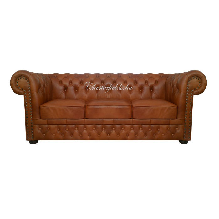 Chesterfield Lord 3-as kanapé a.whisky Bruttó ár: 400.050 Ft