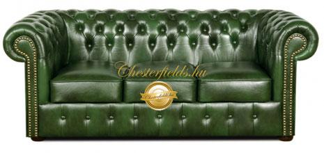 Chesterfield bőr ülőgarnitúra, kanapé, sarokgarnitúra, ülőgarnitúrák